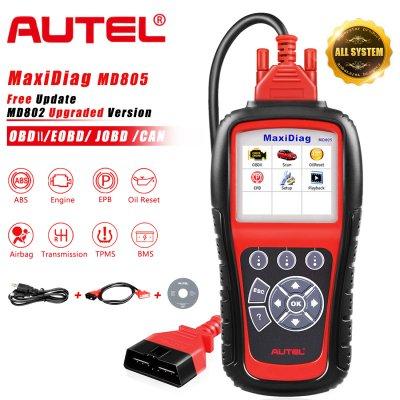 Autel Autolink AL619 Engine,ABS,SRS OBD2 Scanner Code Reader|AL619