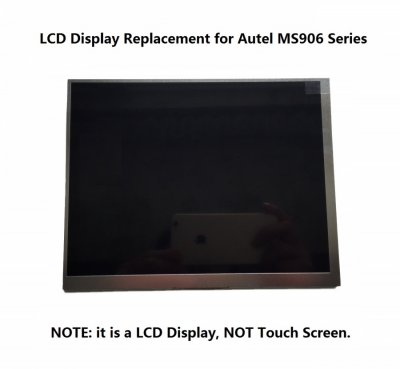 LCD Display Replacement for Autel MaxiSys MS906 906TS BT MK906