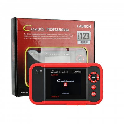 LAUNCH Creader CRP123 Automotive Code Reader Car diagnostic tool